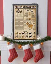 Collie Knowledge 11x17 Poster lifestyle-holiday-poster-4