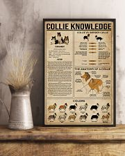 Collie Knowledge 11x17 Poster lifestyle-poster-3