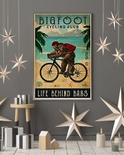 Cycling Club Bigfoot 11x17 Poster lifestyle-holiday-poster-1