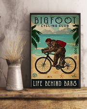 Cycling Club Bigfoot 11x17 Poster lifestyle-poster-3