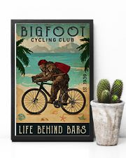 Cycling Club Bigfoot 11x17 Poster lifestyle-poster-8