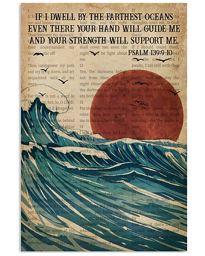 Your Strength Will Support Me Bible Ocean