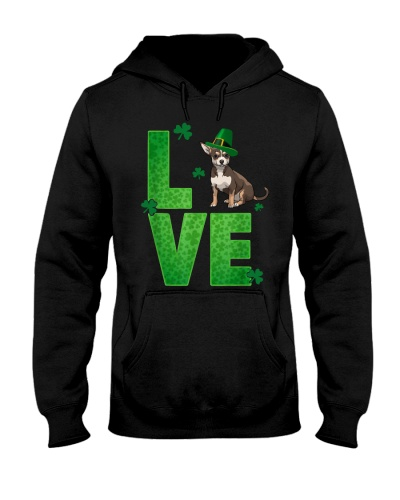 Chihuahua Love St Patrick's Day