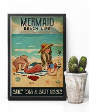 Beach Life Mermaid 11x17 Poster lifestyle-poster-8