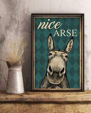 Retro Nice Arse Donkey 16x24 Poster lifestyle-poster-3