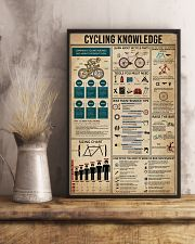 Knowledge Cycling 11x17 Poster lifestyle-poster-3