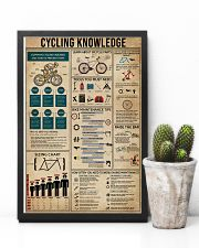 Knowledge Cycling 11x17 Poster lifestyle-poster-8