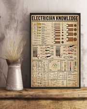 Knowledge Electrician 11x17 Poster lifestyle-poster-3