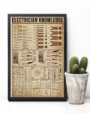 Knowledge Electrician 11x17 Poster lifestyle-poster-8