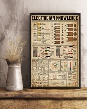 Knowledge Electrician 16x24 Poster lifestyle-poster-3