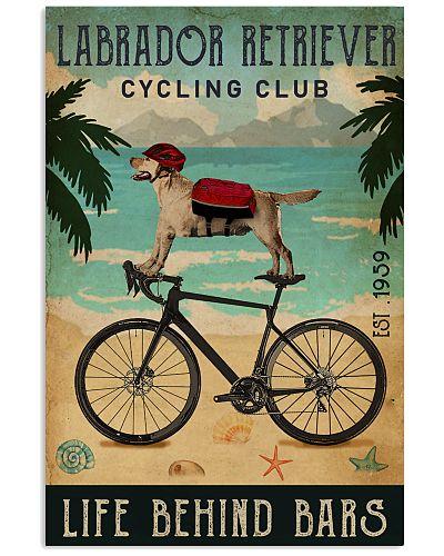 Cycling Club Labrador Retriever