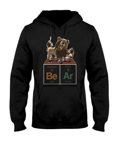 Retro Chemistry Bear