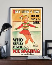 Once Upon A Time Figure Skating 16x24 Poster lifestyle-poster-2