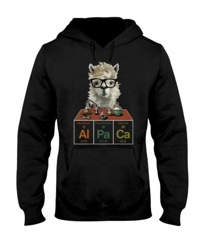 Retro Alpaca Chemistry