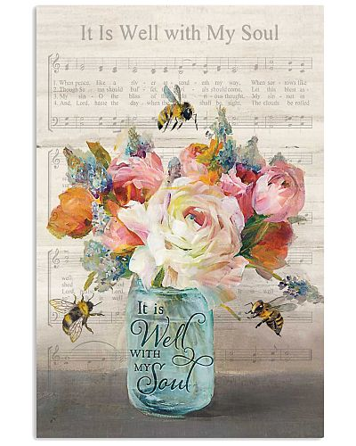 It Is Well With My Soul Music Sheet Bee