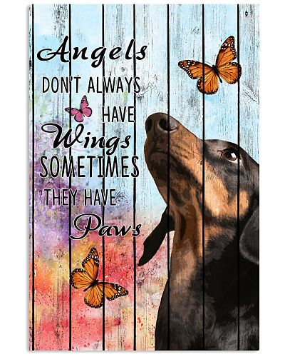 Pallet Angels Sometimes Have Paws Dachshund