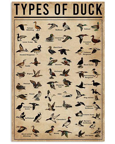 Types Of Duck