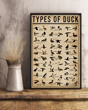 Types Of Duck 16x24 Poster lifestyle-poster-3