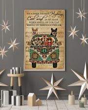 Music Sheet Cool Wind Corgi 11x17 Poster lifestyle-holiday-poster-1