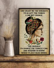God Grant Me Reading 11x17 Poster lifestyle-poster-3