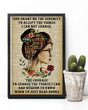 God Grant Me Reading 11x17 Poster lifestyle-poster-8