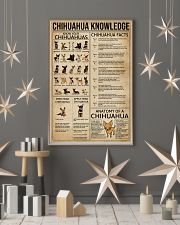 Chihuahua Knowledge Dogs 11x17 Poster lifestyle-holiday-poster-1