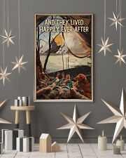 And They Lived Happily Ever After Camping 16x24 Poster lifestyle-holiday-poster-1