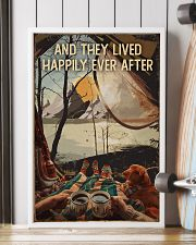 And They Lived Happily Ever After Camping 16x24 Poster lifestyle-poster-4