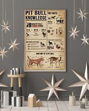 Pit Bull Knowledge 11x17 Poster lifestyle-holiday-poster-1