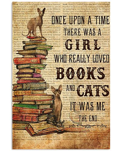 Books Cats Once Upon A Time Sphynx