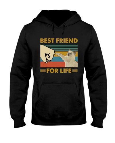 Retro Blue Best Friend For Life Ragdoll