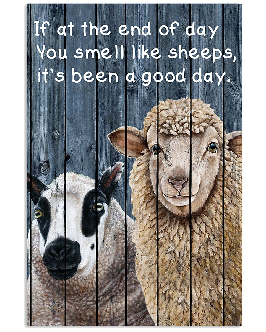 You Smell Like Sheeps 11x17 Poster