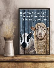 You Smell Like Sheeps 11x17 Poster lifestyle-poster-3