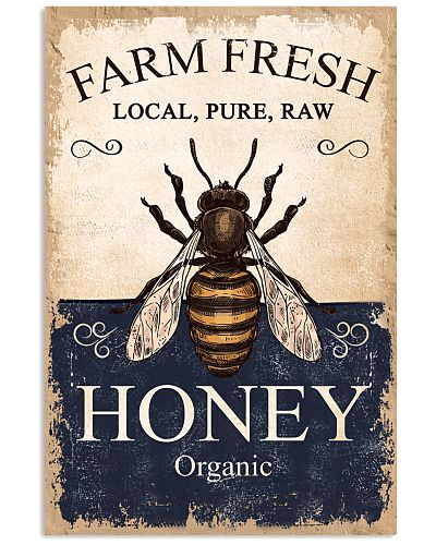 Farm Fresh Honey Bee