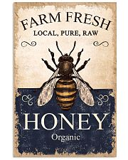 Farm Fresh Honey Bee 11x17 Poster front