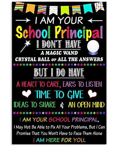 I Am Your School Principal