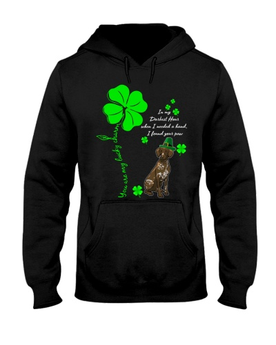 You're My Lucky Charm German Shorthaired Pointer