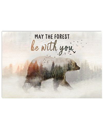 May The Forest Be With You Camping And Hiking