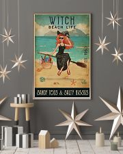 Beach Life Sandy Toes Witch 11x17 Poster lifestyle-holiday-poster-1