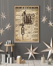 Anatomy of a Tattoo Machine 11x17 Poster lifestyle-holiday-poster-1