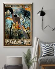 To Lose My Mind and Find My Soul Hiking 16x24 Poster lifestyle-poster-1