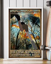 To Lose My Mind and Find My Soul Hiking 16x24 Poster lifestyle-poster-4