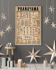 Yoga Pranayama  11x17 Poster lifestyle-holiday-poster-1