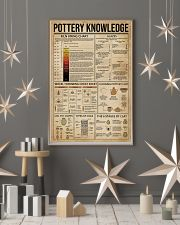 Pottery Knowledge 16x24 Poster lifestyle-holiday-poster-1