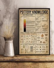 Pottery Knowledge 16x24 Poster lifestyle-poster-3