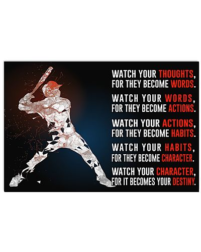 Baseball For It Become Your Destiny