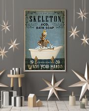 Vintage Bath Soap Skeleton 16x24 Poster lifestyle-holiday-poster-1