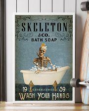 Vintage Bath Soap Skeleton 16x24 Poster lifestyle-poster-4