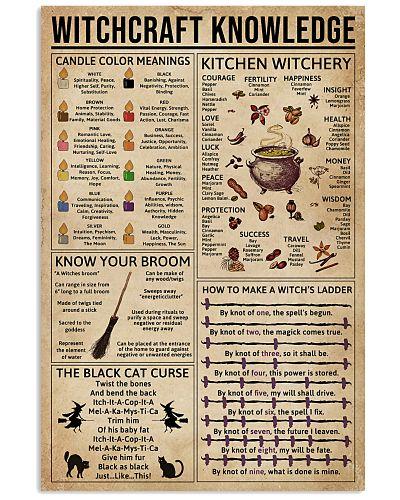 Witchcraft Witchery Knowledge
