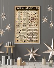 Witchcraft Witchery Knowledge 16x24 Poster lifestyle-holiday-poster-1